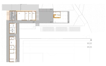 plans of sport facilities a collection curated by divisare. Black Bedroom Furniture Sets. Home Design Ideas