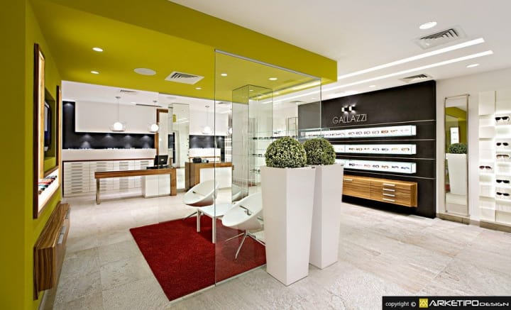 Buscate Italy  City pictures : Design Italy www.arketipodesign.it · Ottica GALLAZZI, Buscate ...