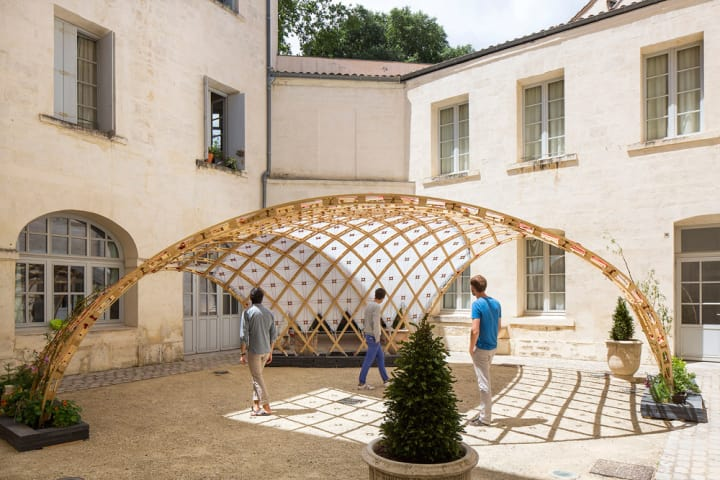Paul kozlowski paris festival des architectures vives for W architecture toulouse