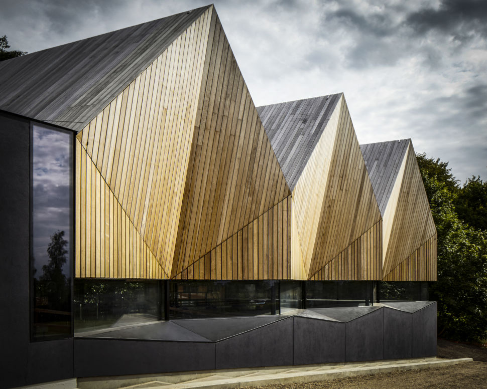 Beaconsfield United Kingdom  City pictures : ... Morris Architects Alfriston School. Beaconsfield, United Kingdom