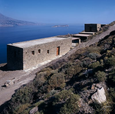 Holiday houses · a collection curated by divisare