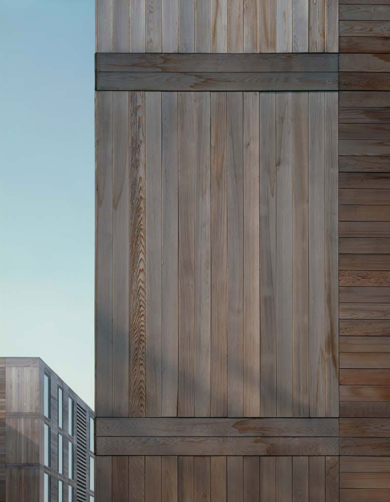 Wooden Facades 183 A Collection Curated By Divisare