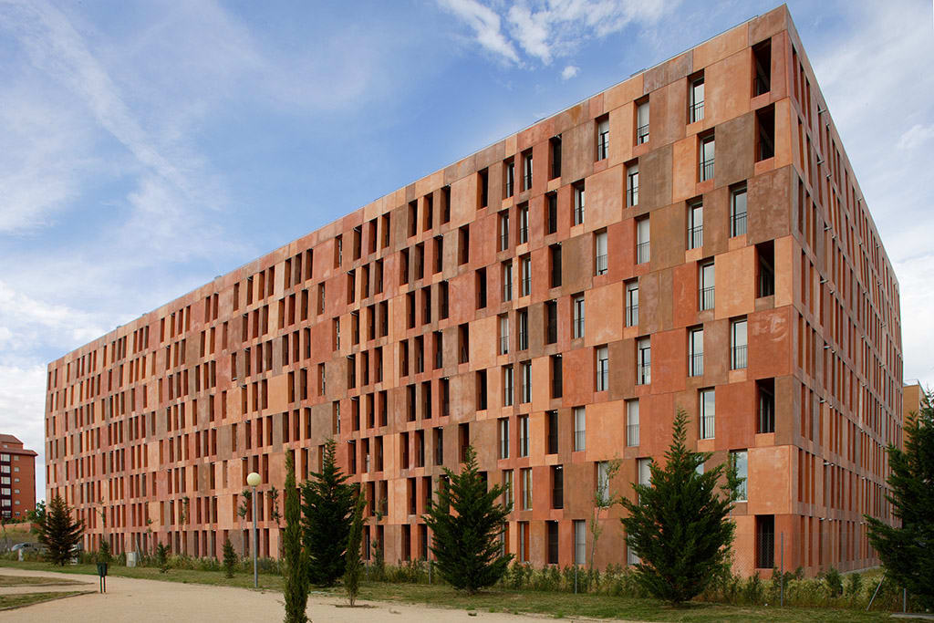 David chipperfield architects miguel de guzm n housing for Chipperfield arquitecto