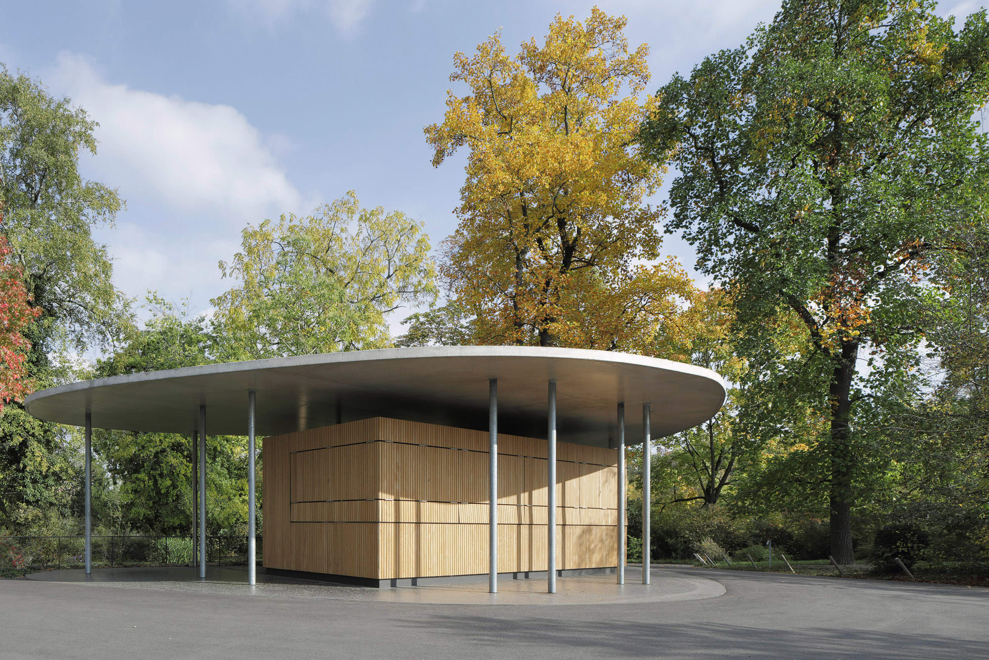 Basel a collection curated by divisare - Architekten basel ...