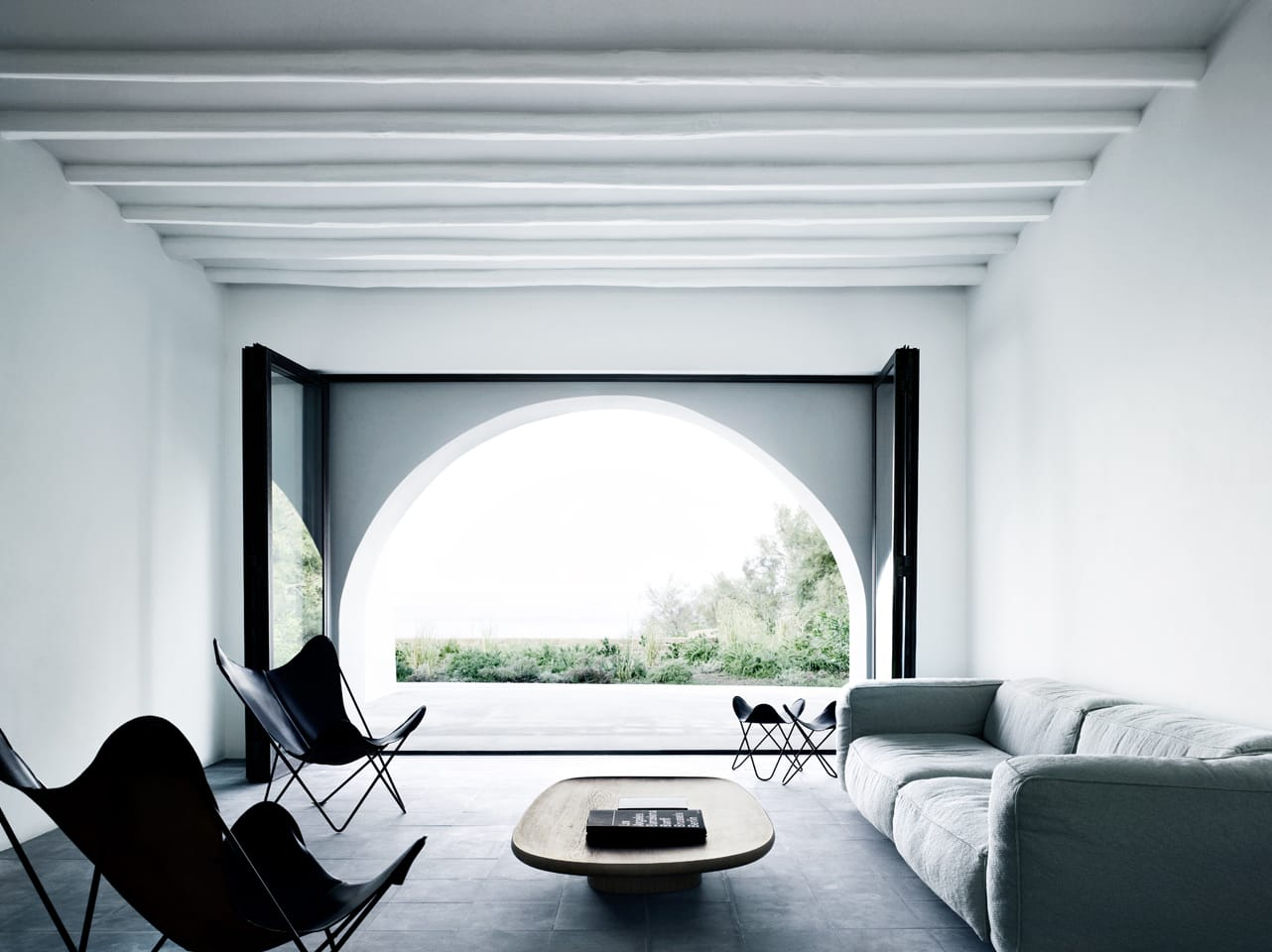 Interiors a collection curated by divisare for Tommaso sartori